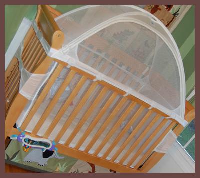 Как правильно выбрать детскую кроватку для новорожденного ребенка?