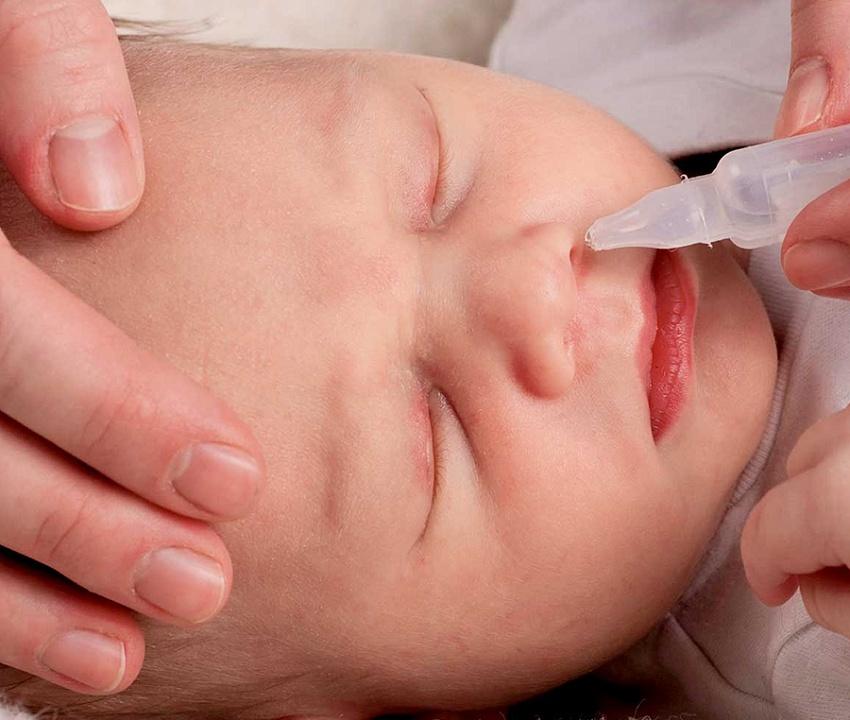 Капли в нос для детей: мифы и реальность