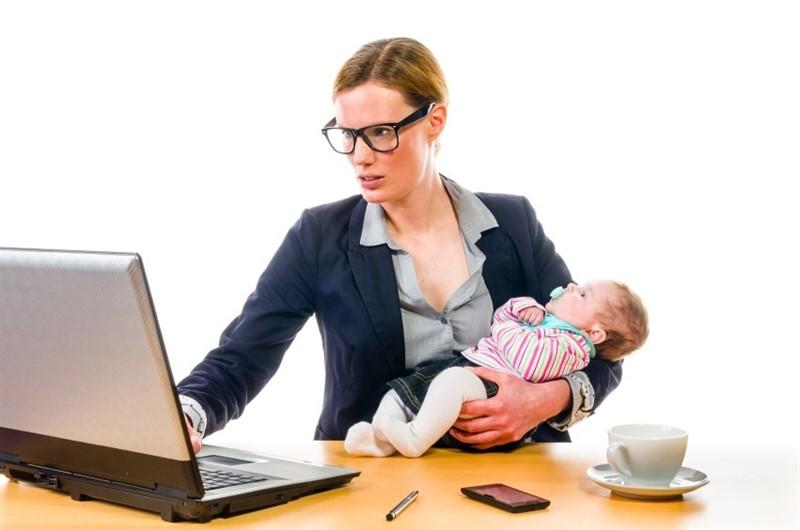 Как все успевать с маленьким ребенком?