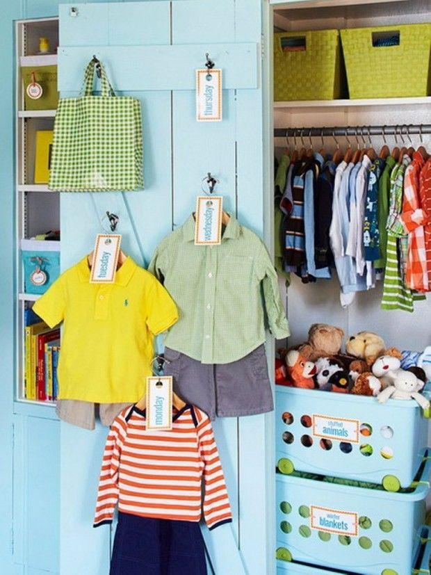 Хранение и порядок в детской комнате: полезные советы и интересные хитрости по размещению вещей