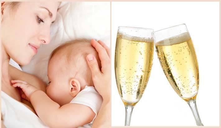Кто не рискует, тот не пьет: можно ли беременным шампанское?