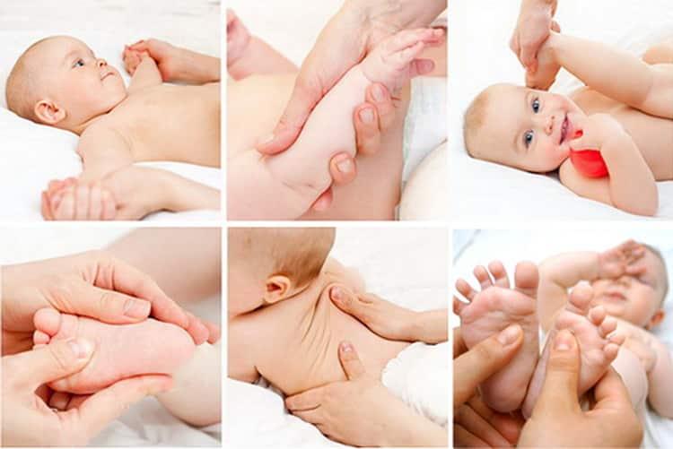 Как правильно делать массаж новорожденному, какие массажи можно делать ребенку   nutrilak