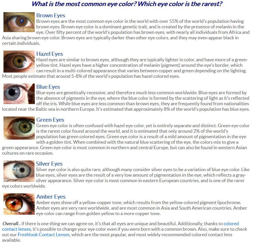 Зрение и цвет глаз новорожденного малыша