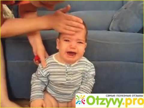 Ребенок упал с кровати. что делать?   nutrilak