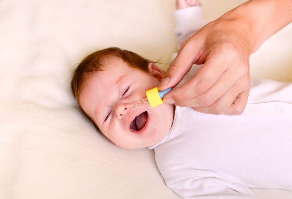 Насморк у грудного ребенка: что делать? - лор клиника в чертаново