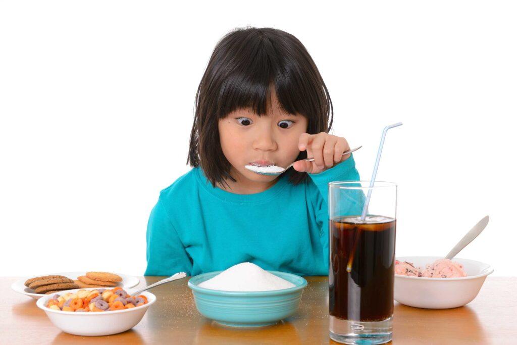 Ребенок ест много сладкого правильные пищевые привычки