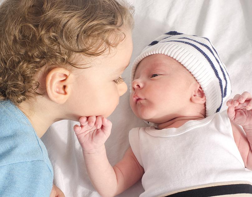 Оптимальная разница в возрасте между детьми: советы родителям