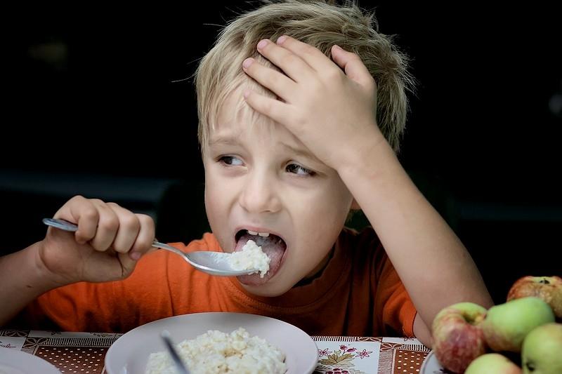 Питание ребенка. мой сын не ест кашу - это повод для беспокойства?