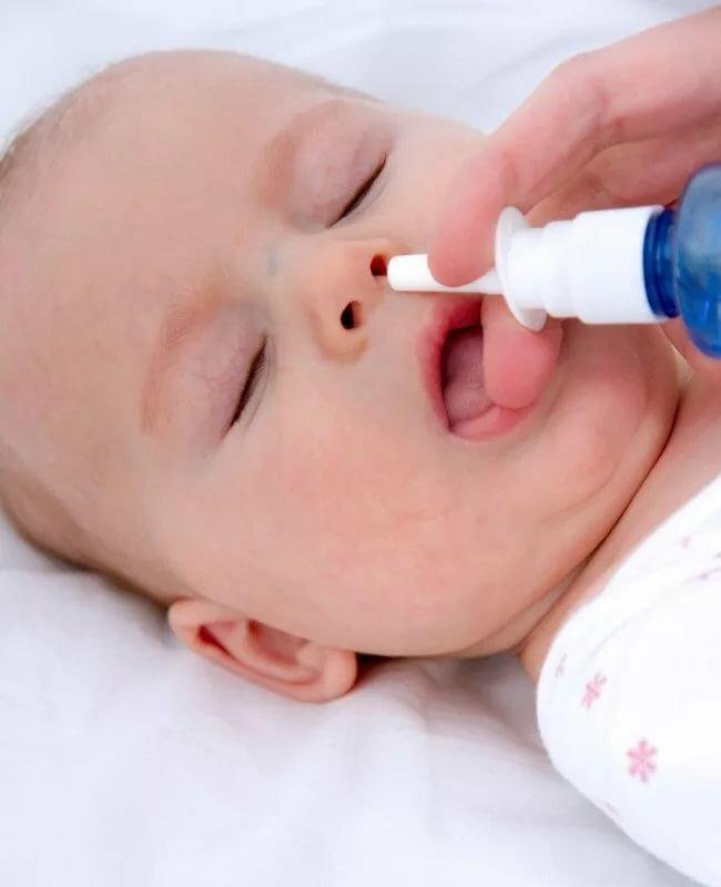 Насморк у грудничка | сопли у новорожденного - как лечить и что делать