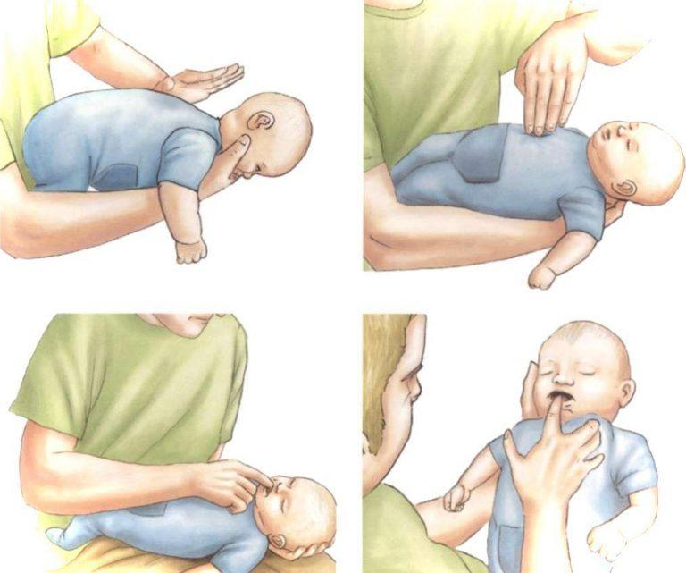 Может ли грудничок захлебнуться слюнями, когда спит: как избежать опасности
