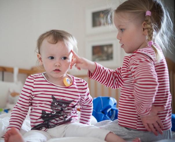 Большая разница в возрасте между детьми: плюсы и минусы – опыт мамы❗️☘️ ( ͡ʘ ͜ʖ ͡ʘ)