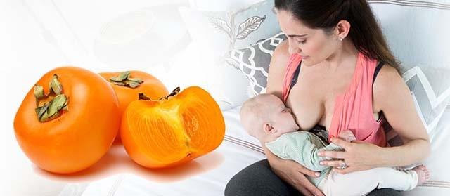 12 полезных свойств хурмы при грудном вскармливании