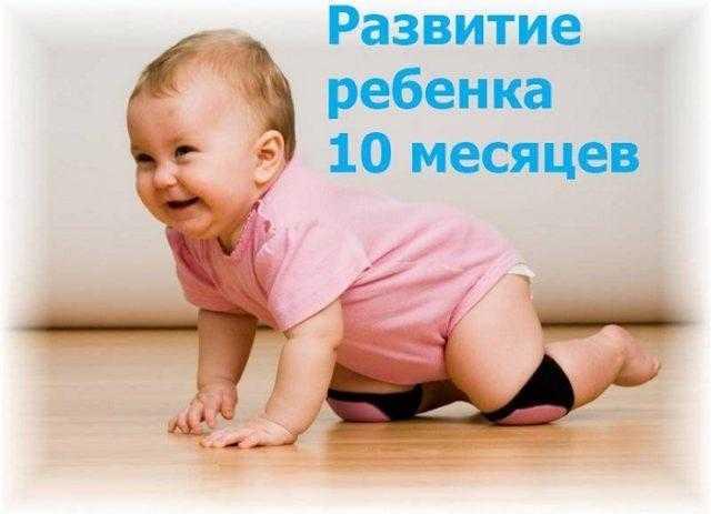 Игры с ребенком в 9-12 месяцев   | материнство - беременность, роды, питание, воспитание
