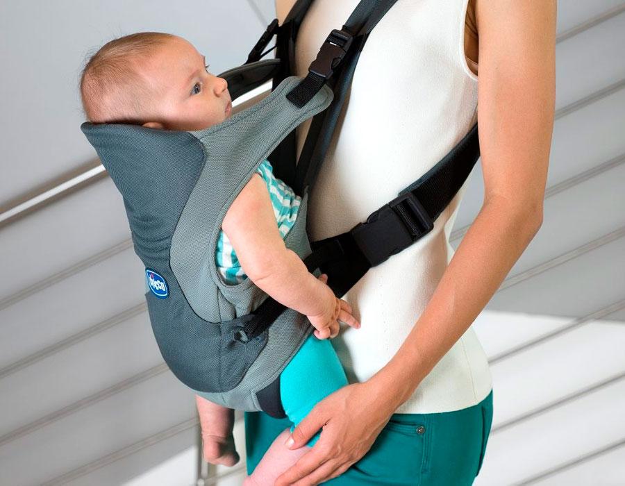 Переноска кенгуру для новорожденных: с какого возраста можно пользоваться