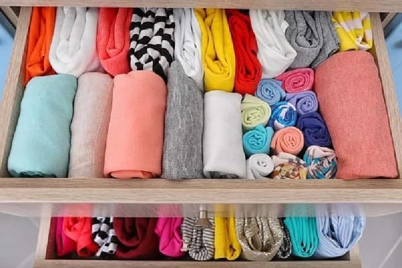 5 полезных советов, как хранить детскую одежду - семья и ребенок