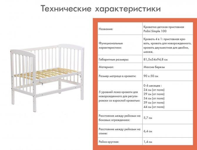 Как выбрать кроватку для новорожденного: топ-10 лучших моделей