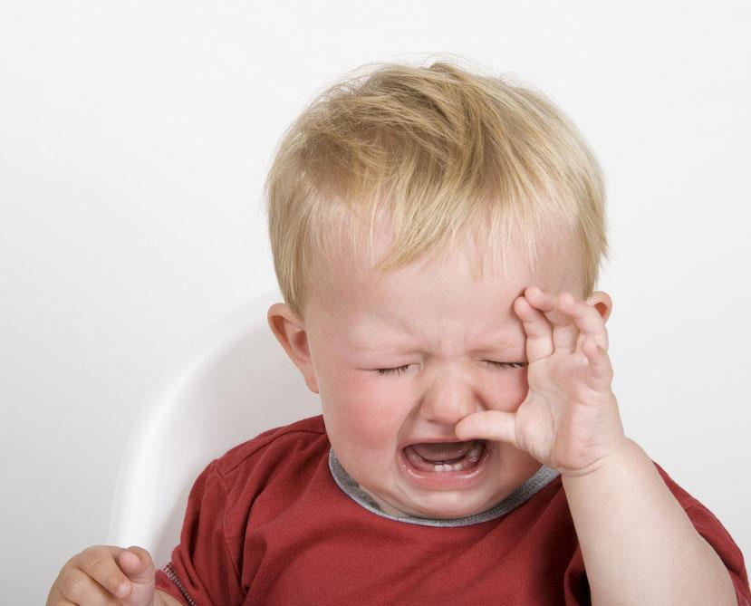 Инструкция: что делать, если ребёнок злится