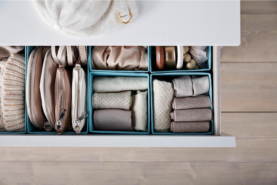 5 полезных советов, как хранить вещи в шкафу