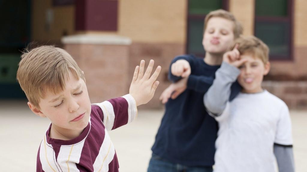 Как научить ребенка постоять за себя? советы специалистов