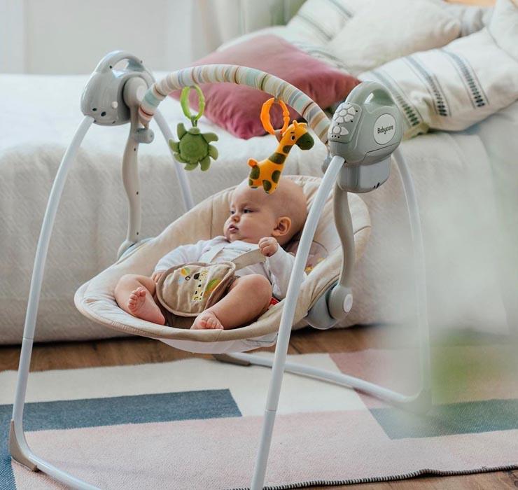 Как выбрать электрокачели для новорожденных? отзывы врачей об электрокачелях для новорожденных
