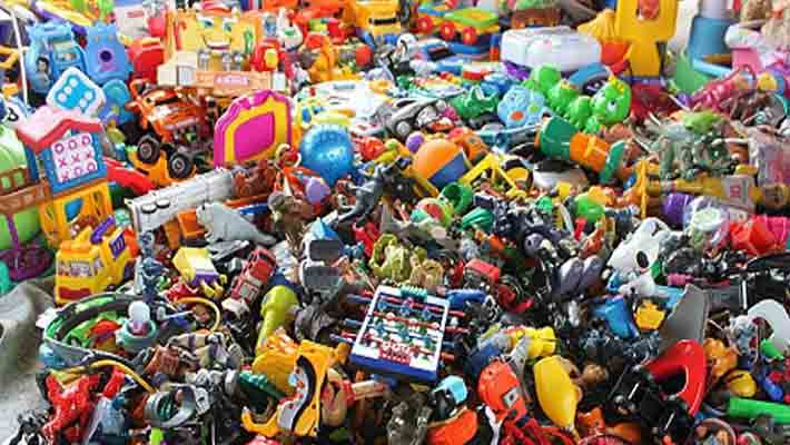 Современные игрушки: польза или вред?