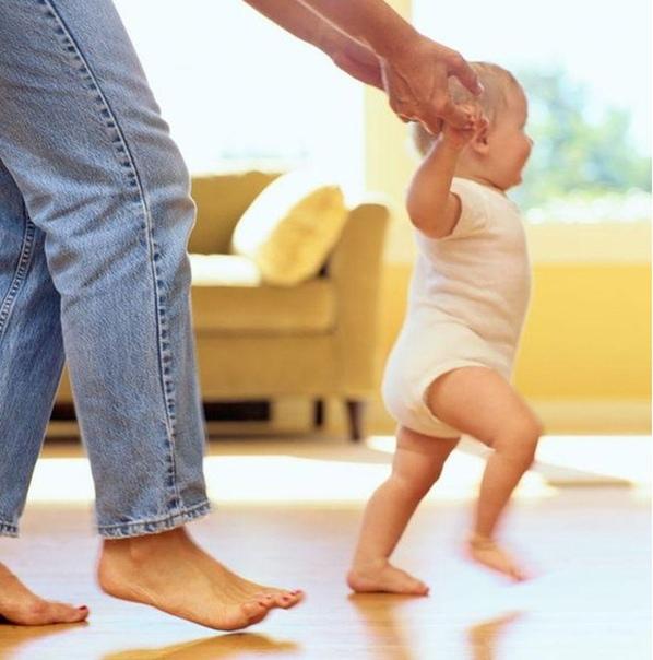 Как научить ребенка ходить: советы и рекомендации