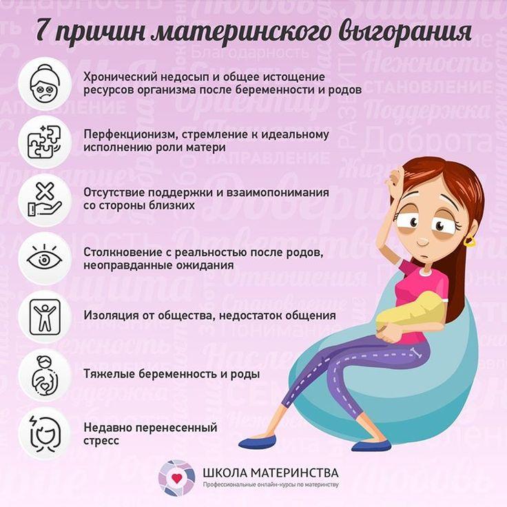 Депрессия в декрете: симптомы у женщин, как выйти | эволюционика