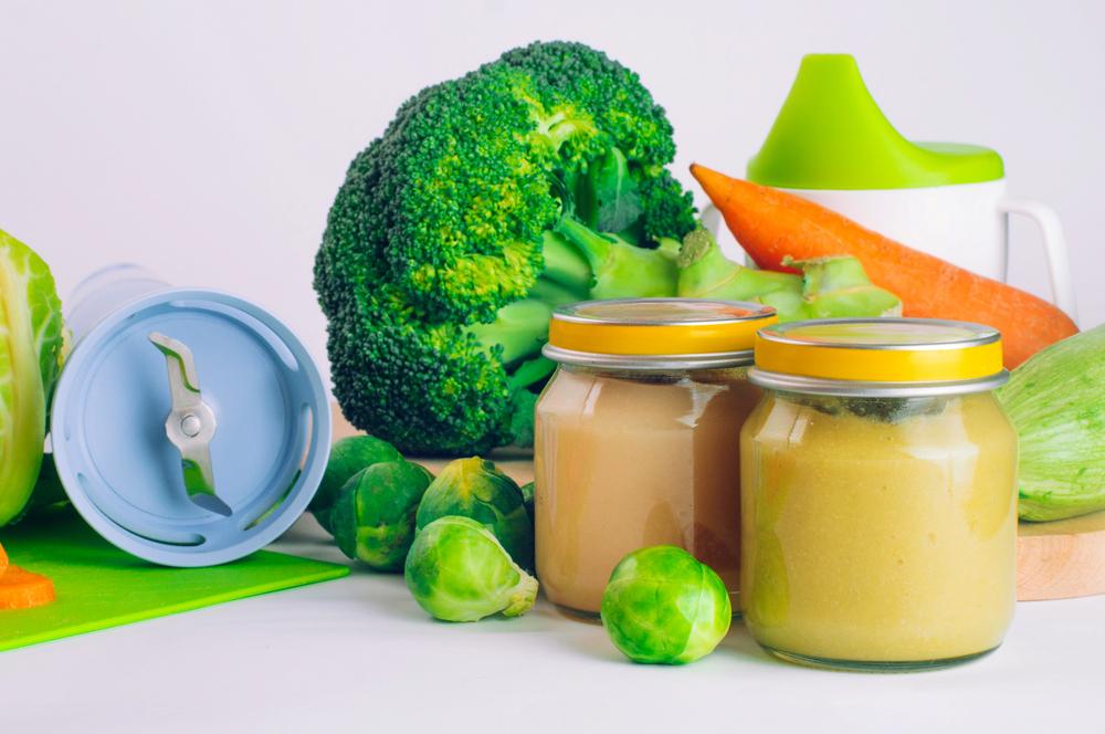 Остатки детского питания