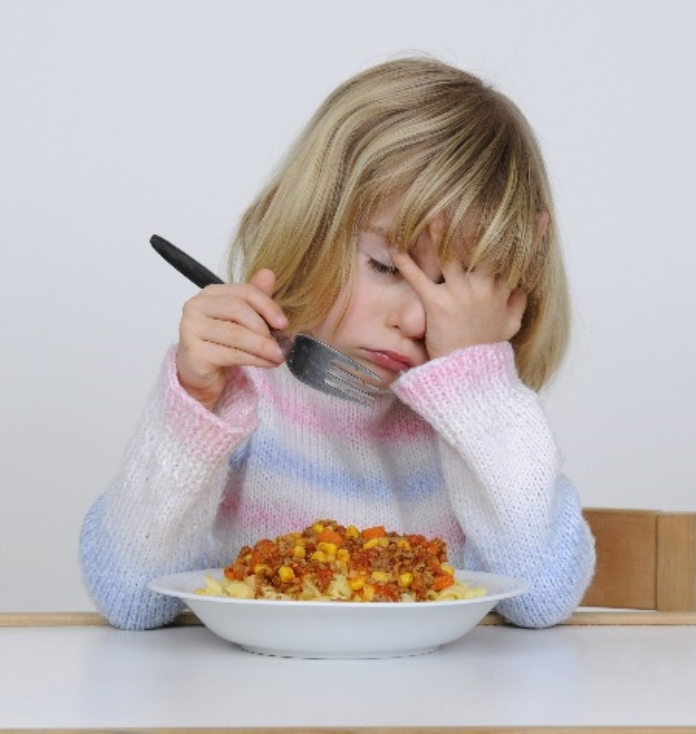 Ошибки при введении прикорма