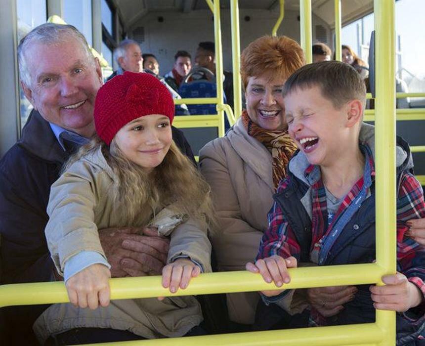 Почему нельзя заставлять детей уступать место в общественном транспорте
