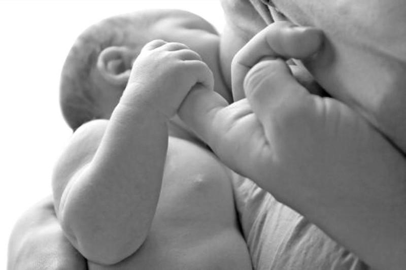Неправильный захват и сосание груди ребенком