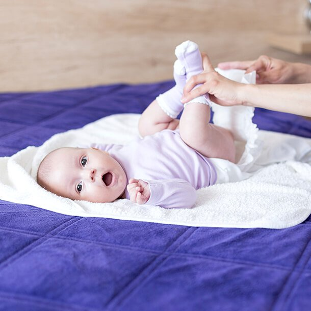 Первые шаги молодой мамы: как ухаживать за малышом