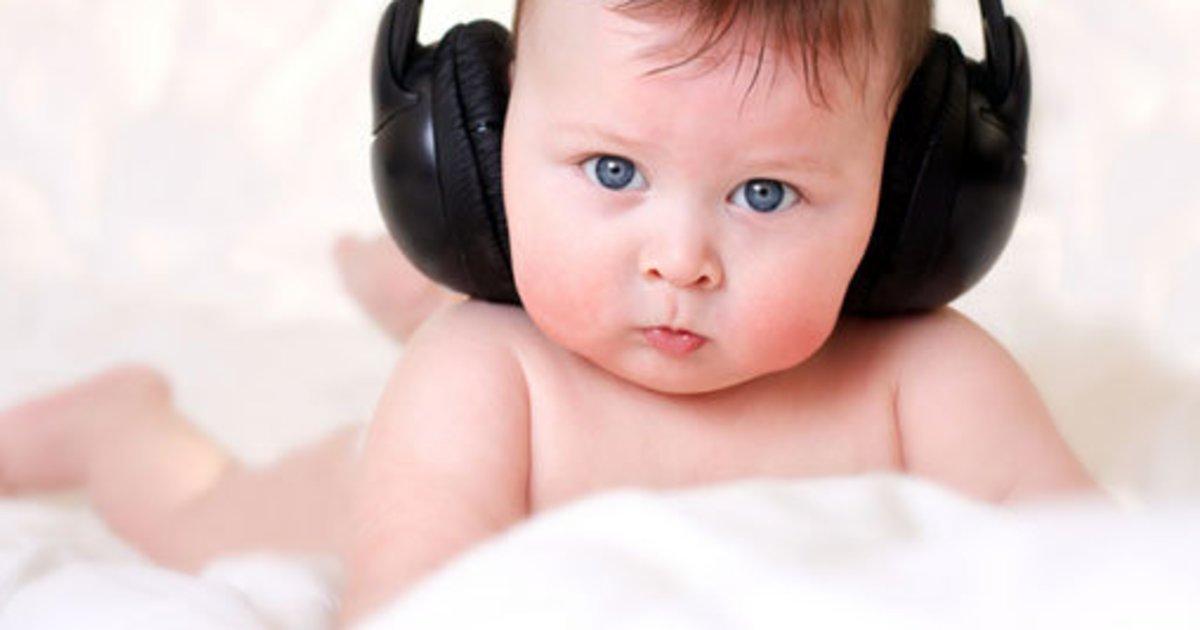 Музыка для детей: что включать маленькому меломану