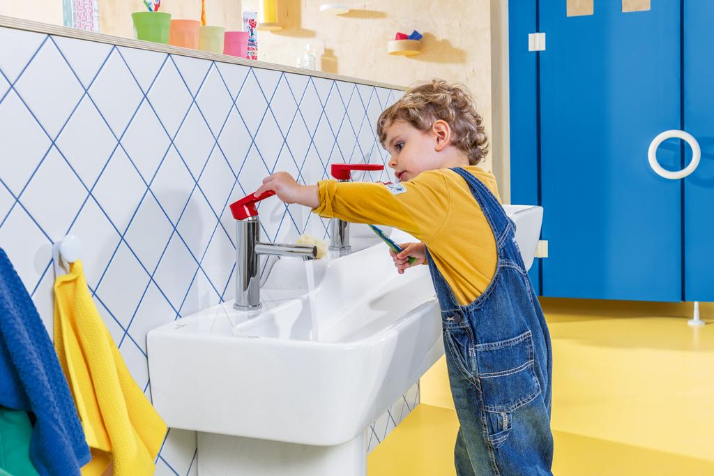 Как содержать ванную комнату в идеальной чистоте