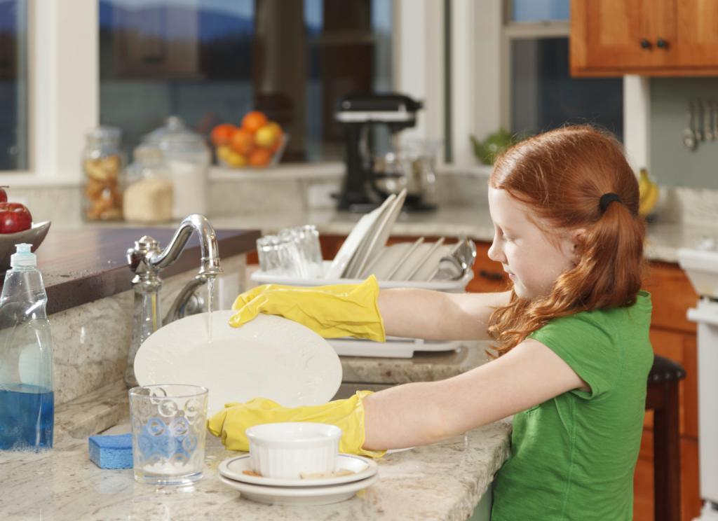 Уборка вместе с детьми: весело и полезно – уборка и порядок