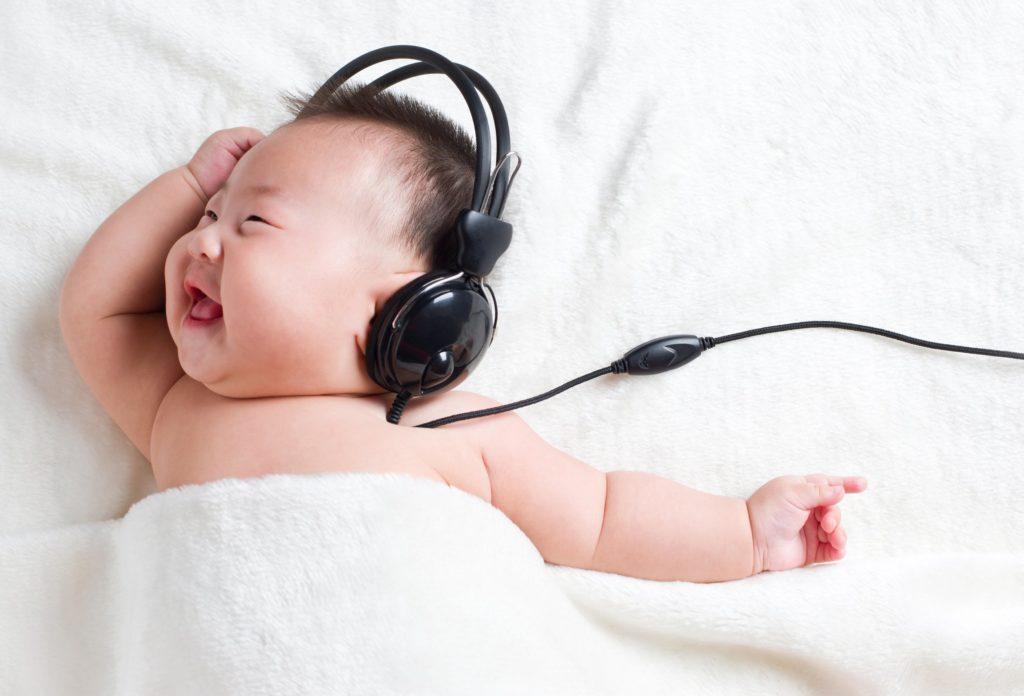 Музыкальное развитие детей с рождения и до 6 лет