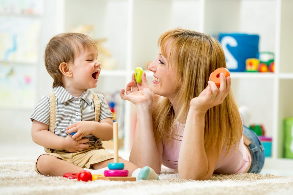Воспитание ребенка до года: советы и рекомендации родителям