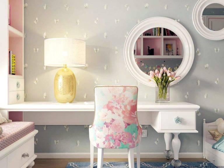 Нужно ли зеркало в детской комнате | воспитание
