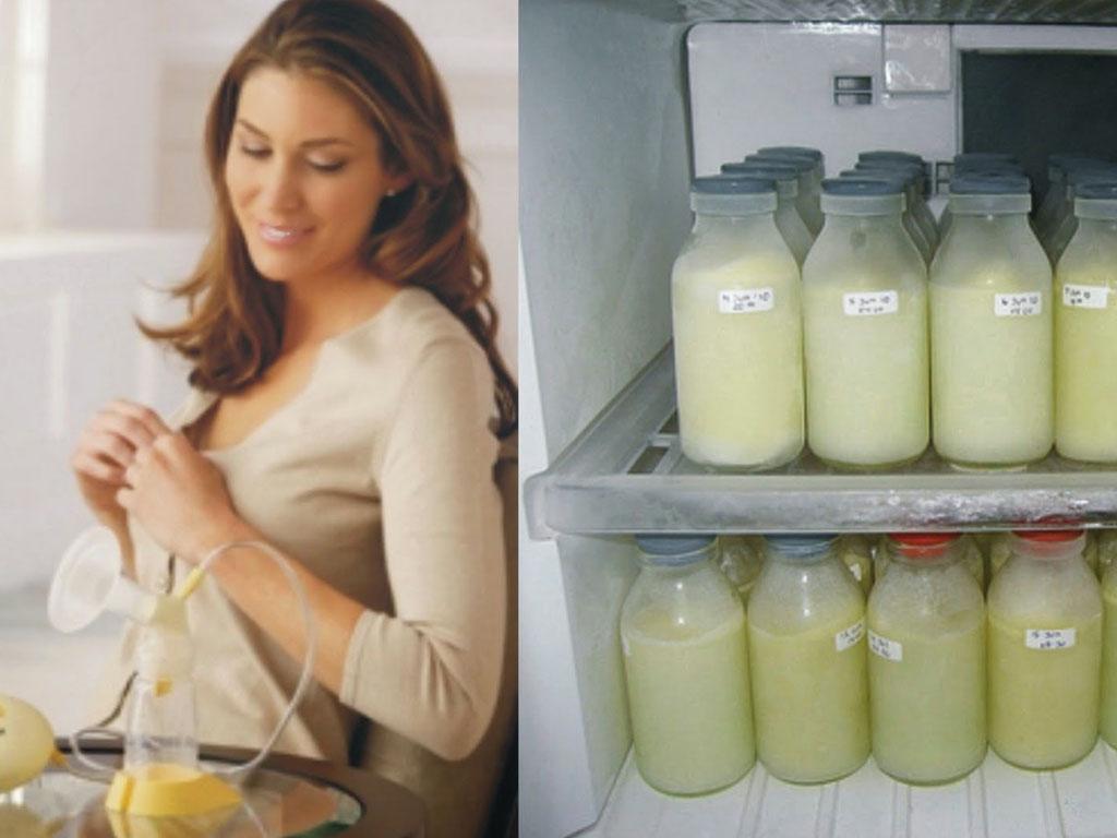 Лактация: как уменьшить или прекратить выделение молока?