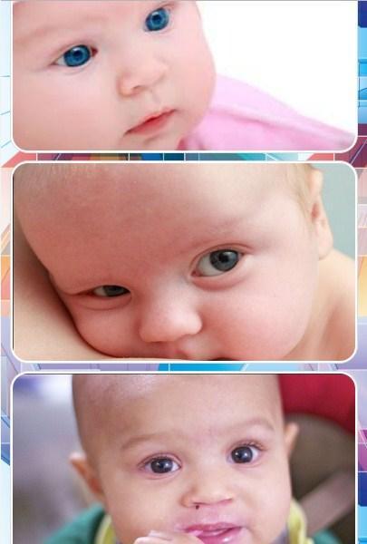 Когда меняется цвет глаз у новорожденных детей и от чего он зависит? ~