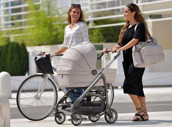 Как выбрать коляску для новорожденного правильно