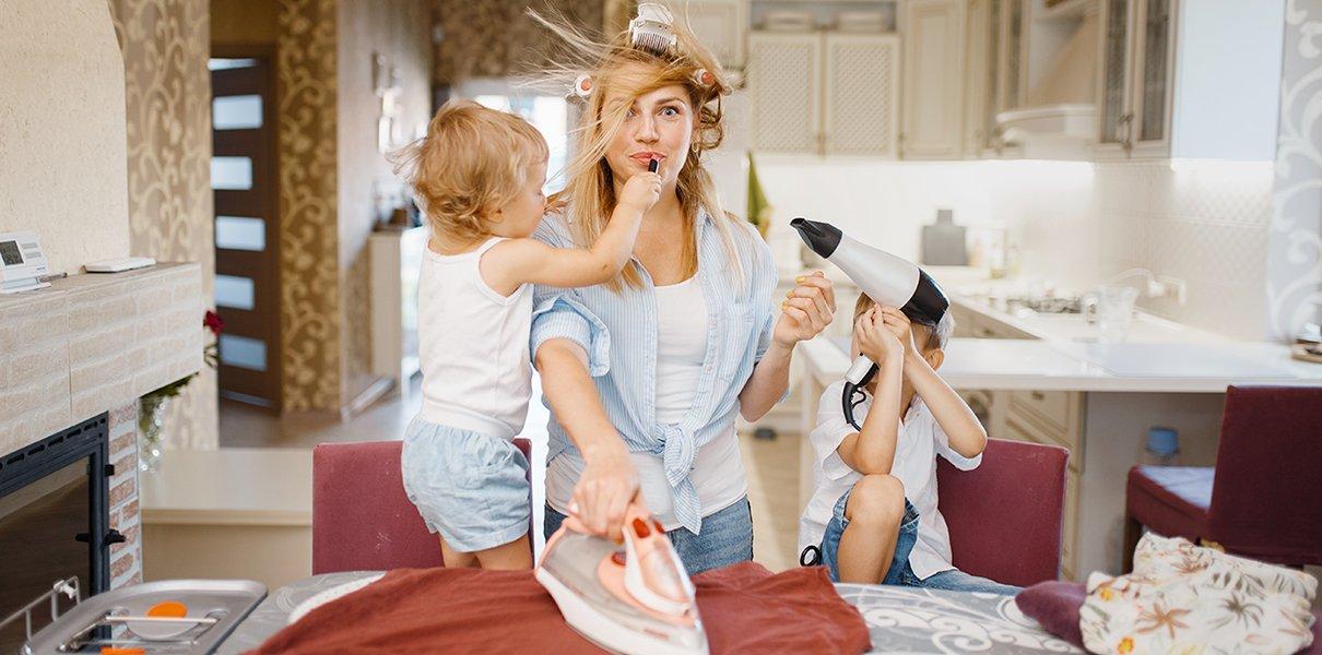 5 советов, как поддерживать дома порядок с детьми (и не сойти с ума)
