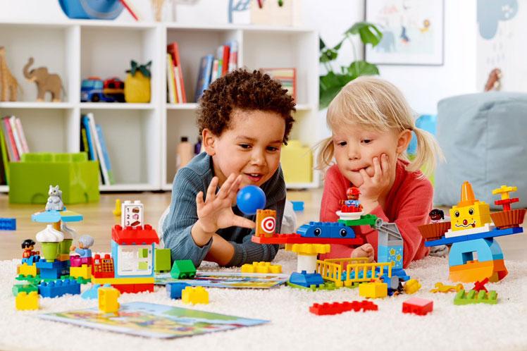 Подборка игр и упражнений на тему «игрушки»