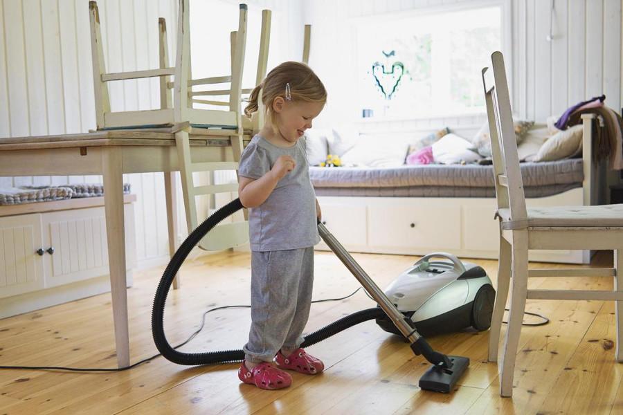 Как заставить ребёнка убираться - портал обучения и саморазвития