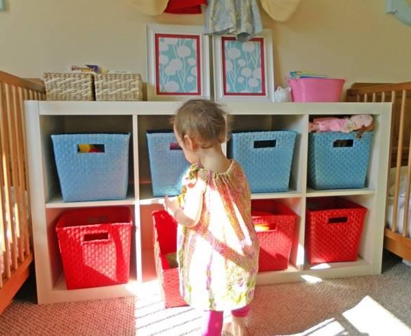 Как и где лучше хранить детские вещи | что и как хранить