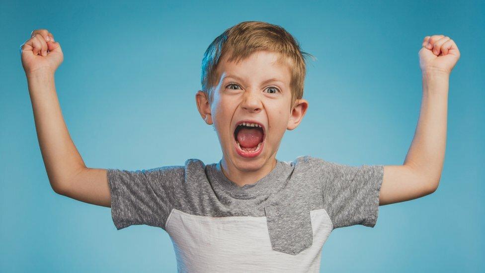 Тест ребенок активный или гиперактивный?