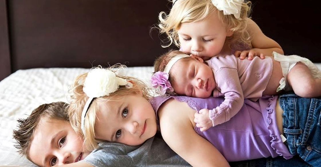 Разница в возрасте между детьми: плюсы и минусы