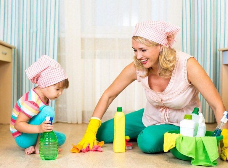 Обязанности ребенка в семье, или как бороться с ленью подростка