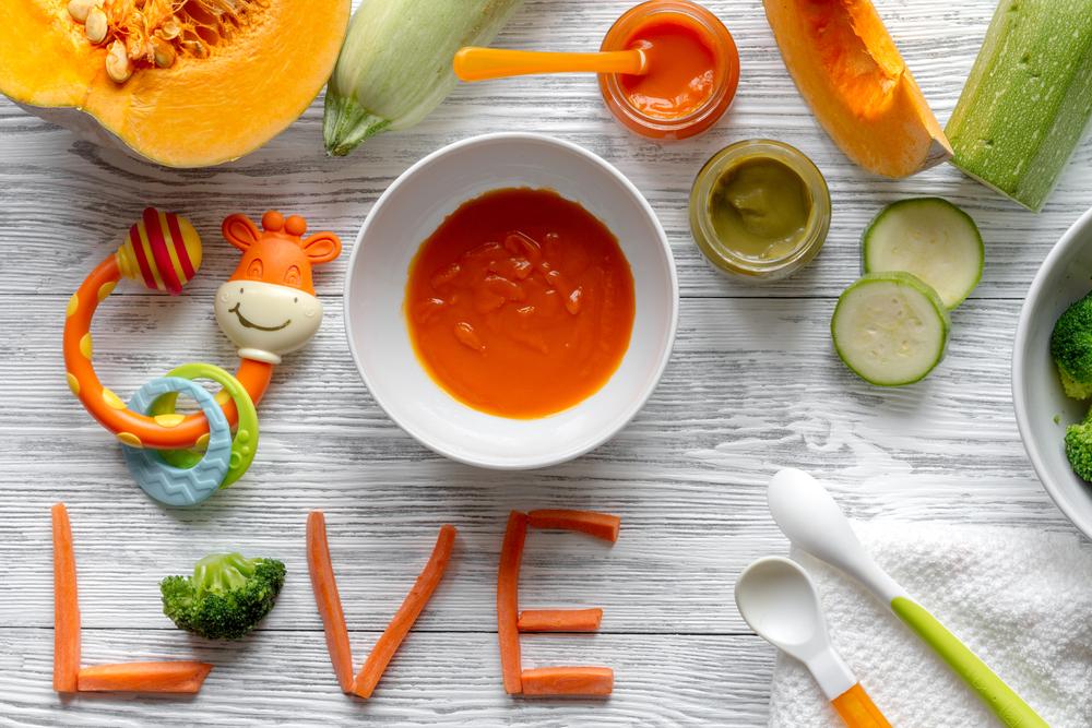 Баночное питание — осмысление возраста