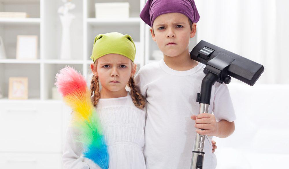 Мастер-класс по развитию трудовых навыков у детей «уборка в группе»